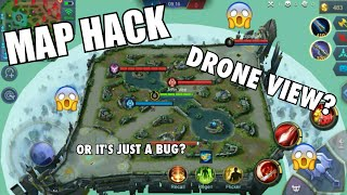 MOBILE LEGENDS MAP HACK AND DRONE VIEW WITH YI SUN SHIN BUG