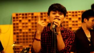 Anji -  Dia   Rock Cover by Jeje GuitarAddict ft Resnu Andika Swara of Last Cryi