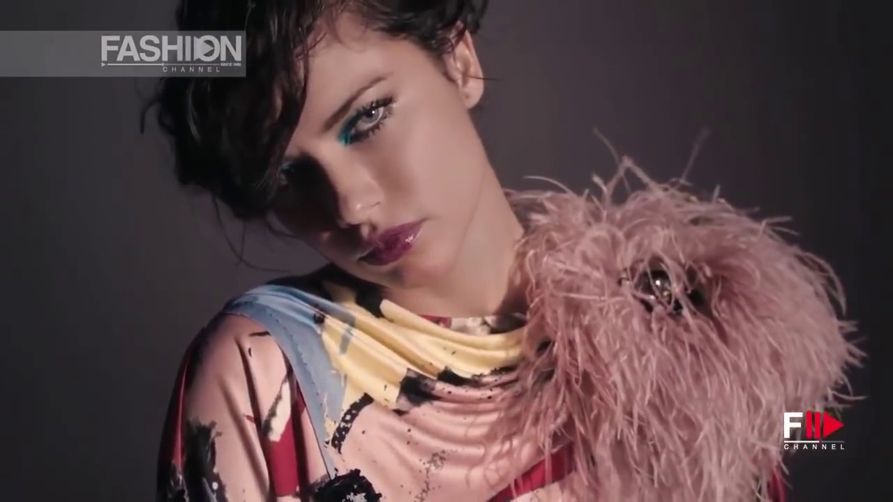 Adriana Lima 2016 Model By Fashion Channel Youtube