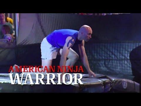 David Campbell at Las Vegas Finals Stage 1 | American Ninja Warrior