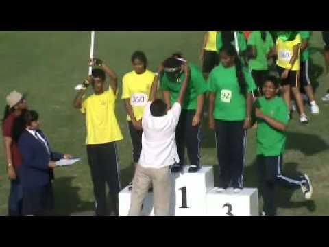 Inter house Sports Meet, Stafford Internation School - Doha, 2011
