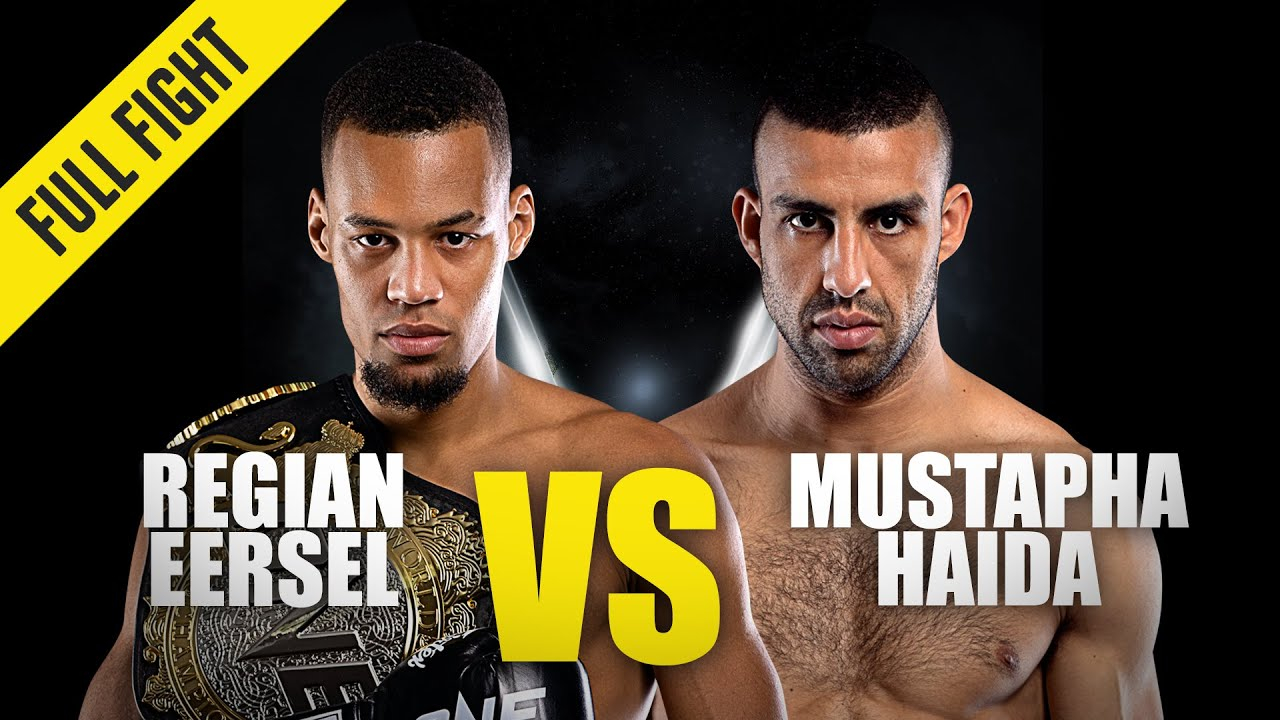Regian Eersel vs. Mustapha Haida | ONE Championship Full Fight