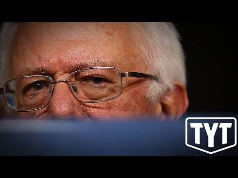 The Bernie 2020 Backlash Has Already Begun