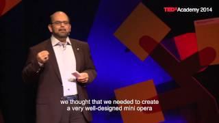TEDxAcademy 2014_Myron Michailidis - Artistic Director Greek National Opera_English Subtitles