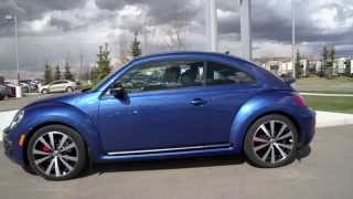 2014 VW Beetle Review in Calgary, Alberta | South Centre Volkswagen