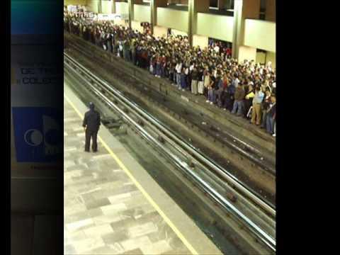 Voy en El Metro Chava Flores