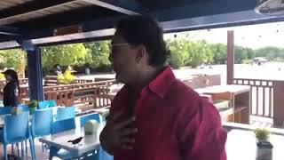 Osvaldo Rios en Annie's Place, Puerto Rico
