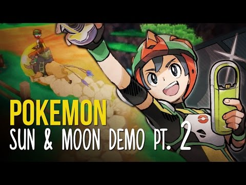 how to download pokemon sun and moon demo