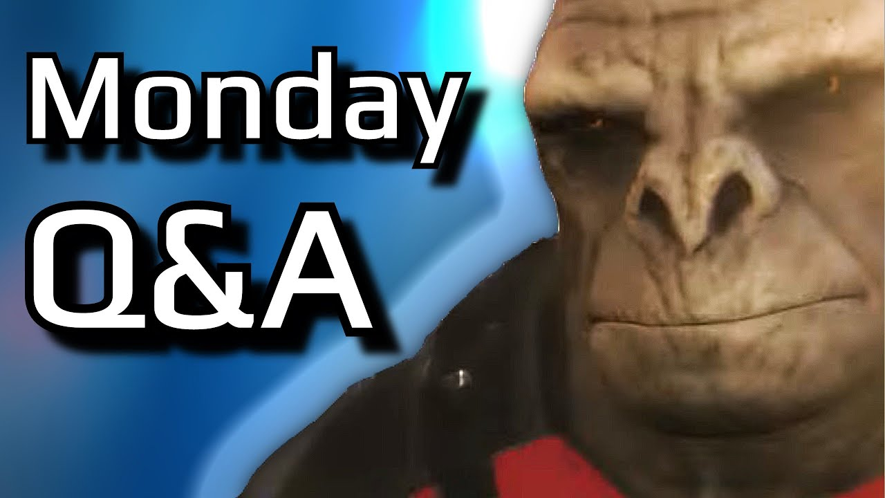 343's response to visual concerns, Brute art changes, Halo's Monetization plan & more! | Monday Q&A