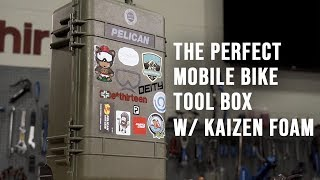 Ask A Mechanic: The Perfect Mobile Tool Box w/Kaizen Foam