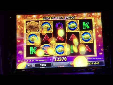 Mega Millions 209x Bonus Game - Holland Casino Utrecht - 5 Euro Bet