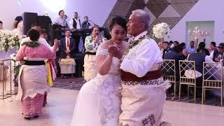 Soakai & Maketalena .. ' Father and Daughter Dance
