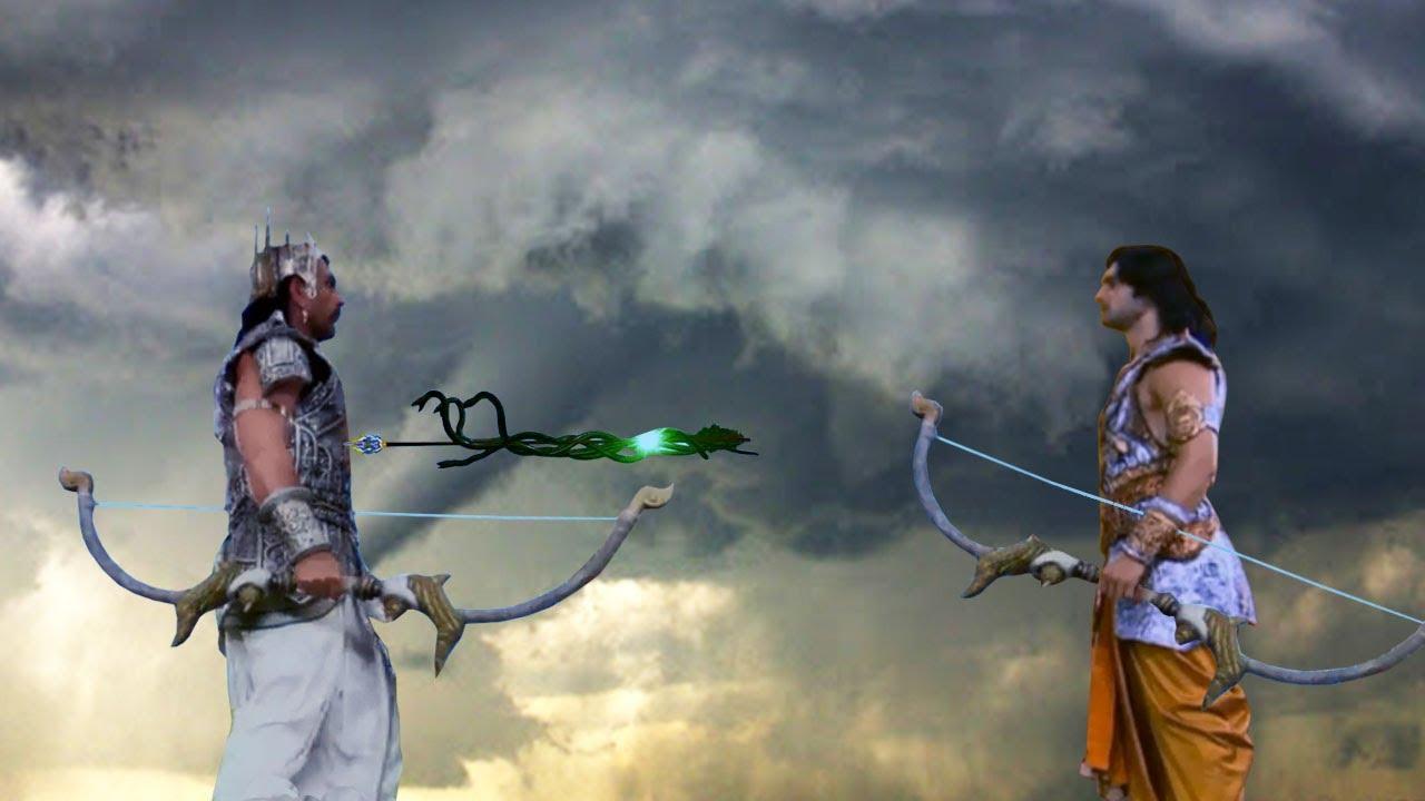 भीष्म और अंगराज कर्ण का युद्ध | क्या निकला परिणाम | Angraj Karna Vs Pitamah Bhishma
