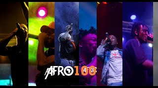 Davido And The DMW Crew Storms Felabration 2018 Finale