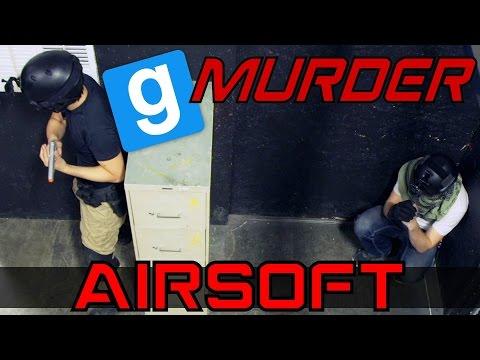 Airsoft Murder at FORGE - Put the Gun Down!