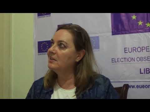 EU & IOM speeches at the donation of assets from the 2017 EU Election Observation Mission