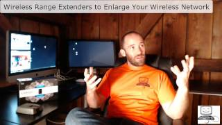 Wireless Range Extenders to Enlarge Your Wireless Network