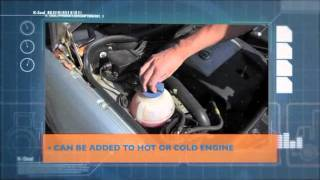 How to use K-Seal to stop coolant leaks and fix head gaskets