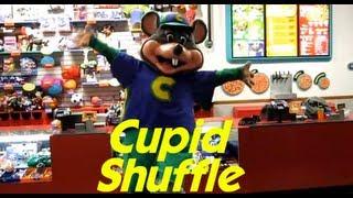 The Cupid Shuffle...Chuck E. Style! (Old Chuck)