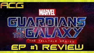 "Guardians of the Galaxy The Telltale Series Episode 1 Review ""Buy, Wait for Sale, Rent, Never Touch?"