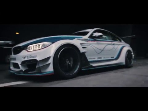 Varis BMW M4  ARMYTRIX  Bulletproof  AutoCon  Super Street feat. Nicole Leigh