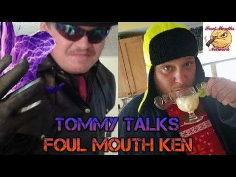 Tommy Talks ing foul mouths network
