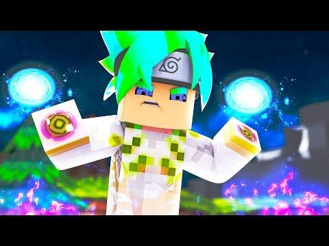 Minecraft: SARUTO - SARUTO + HAGOKI = NOVO SARUTO #111