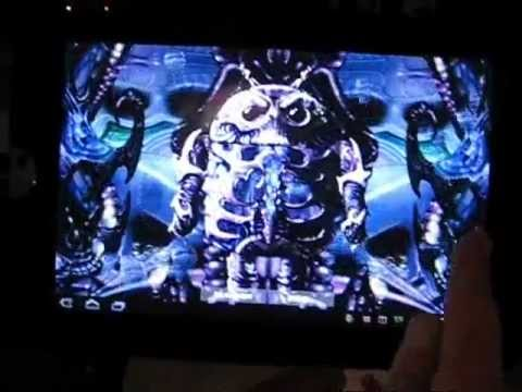 Biomechanical droid live wallpaper full version youtube - Droid live wallpaper ...