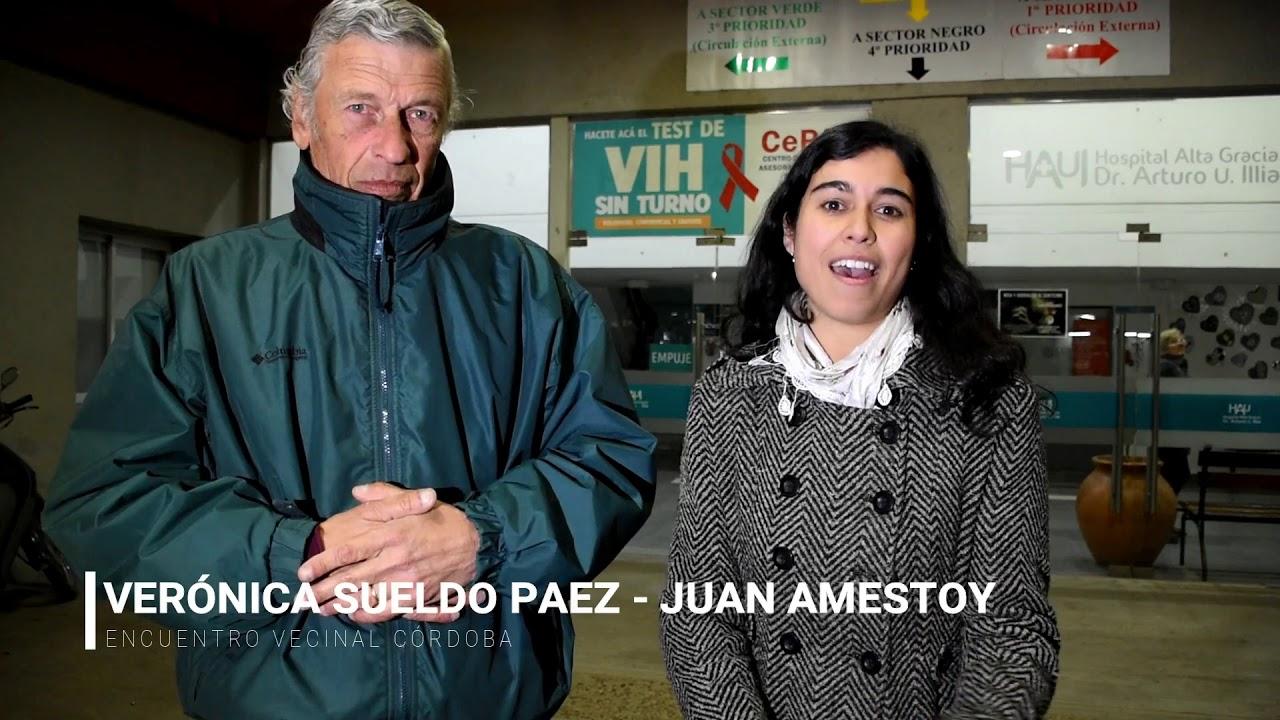 Encuentro Vecinal Córdoba va a las PASO en Alta Gracia