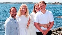 Mette-Marit von Norwegen - Innige Beziehung: Ihre beiden Kinder verstehen sich prächtig