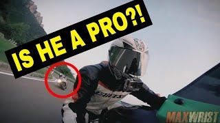 ** NO RULES ** Street Racing GSXR R6 S1000RR  - Throwback Series
