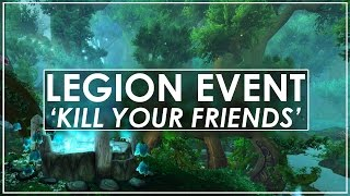 WoW Legion's Awesome Pre Expansion Event -