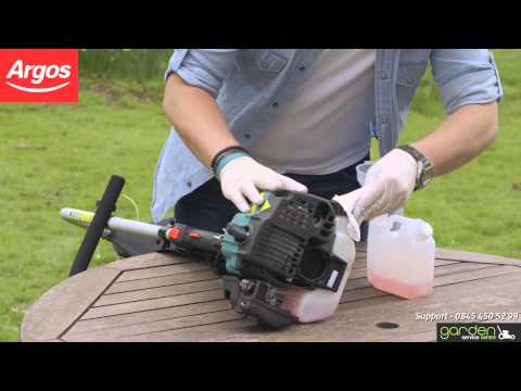 Garden - Petrol Products Support Video V1