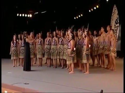 Waiata Tira (Choral) 2011 ~ Te Kapa Haka o Te Whanau a Apanui