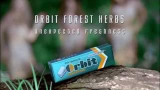 Orbit Unexpected Freshness commercial thumbnail