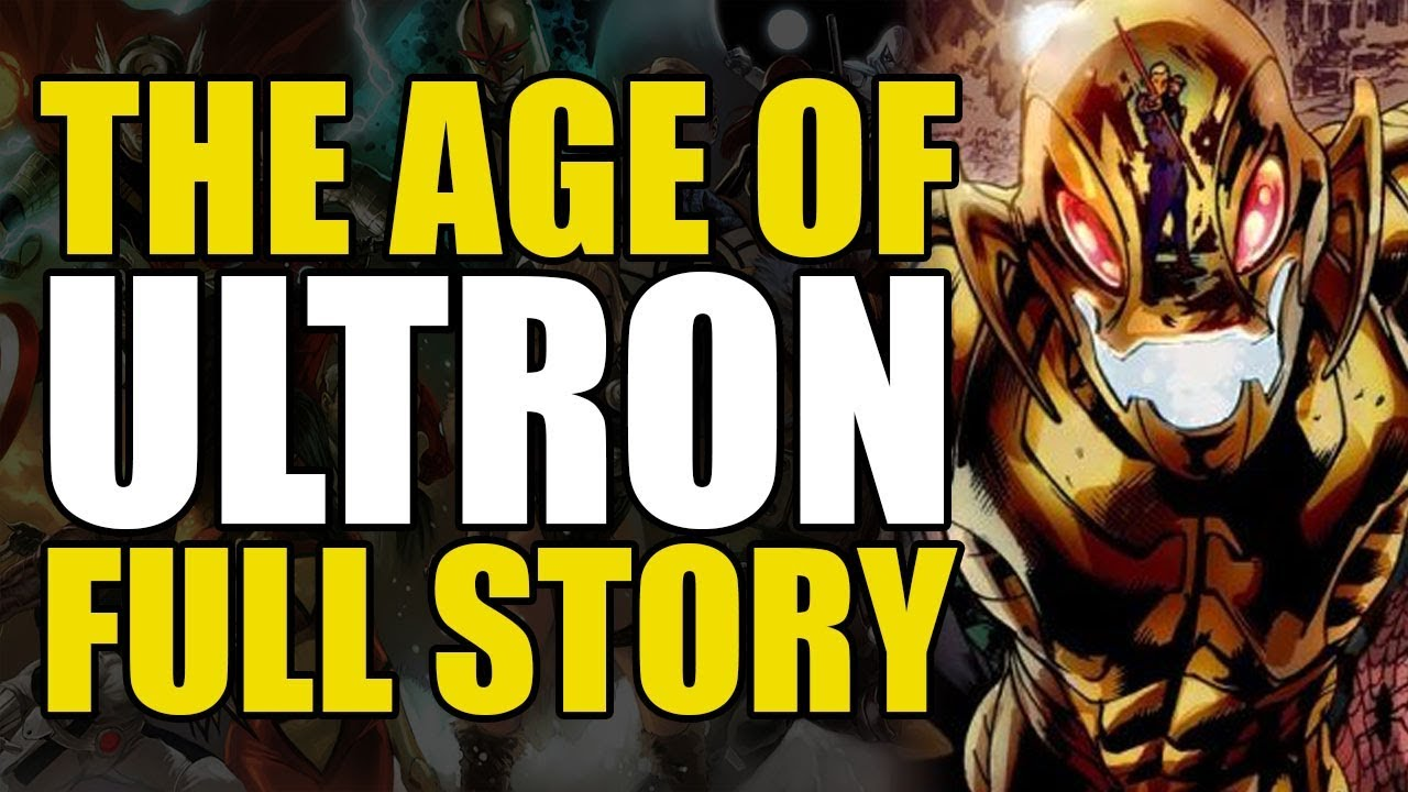 Download Ultron Kills The Marvel Universe! (Age Of Ultron: Full Story)