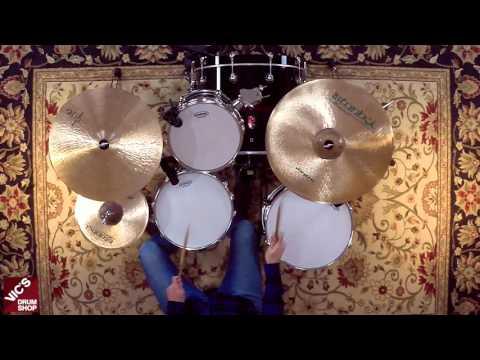 "Istanbul Mehmet Signature Series 22"" El Negro Light Ride Cymbal"