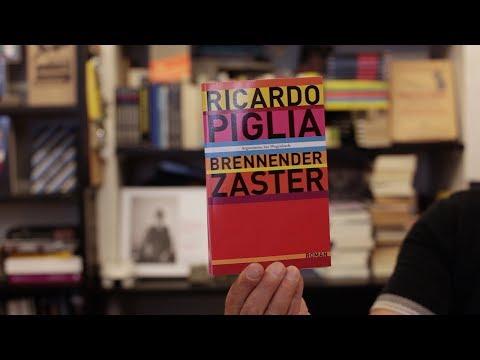«Brennender Zaster« von Ricardo Piglia – Besprochen von Christian Koch