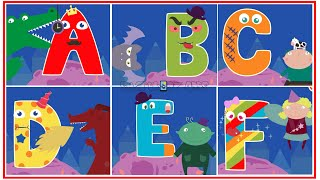 ABC GURUS By Colto BEST Alphabet Phonics Learning Tracing app for kids