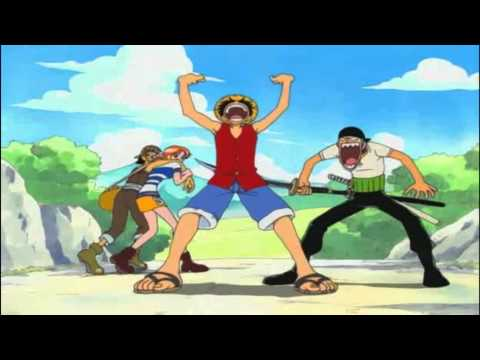 One Piece - Ruffy's Gum Gum Kalaschnikow