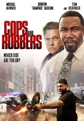 COPS AND ROBBERS Official Trailer (2017) Rampage Jackson ...