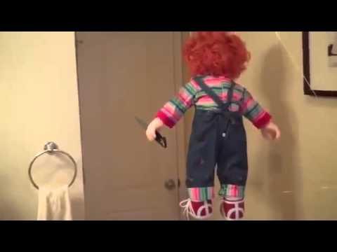 Розыгрыш Кукла Чаки