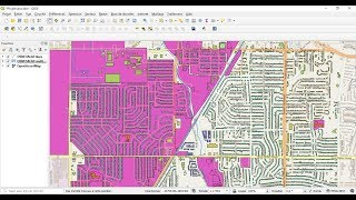 Gambar cover QGIS :How to download Shapefile Data GIS for any country