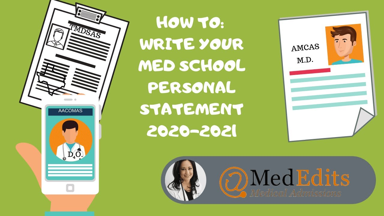 Successful Med School Personal Statement Examples | MedEdits