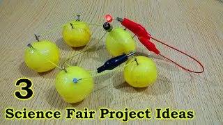 3 Science Fair Projects Ideas with Lemon   science project ideas   Sab Kuchh Banao Jano skbj