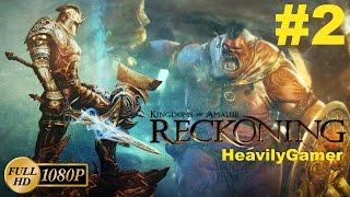 Kingdoms of Amalur Reckoning (PC) Gameplay Walkthrough Part 2:Building Bridges/Recipe For Trouble