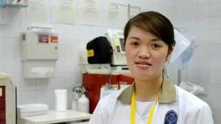 A Filipina Registered Nurse in Saudi Arabia