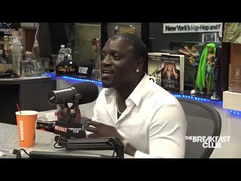 Akon Explains The Power Of Bitcoin