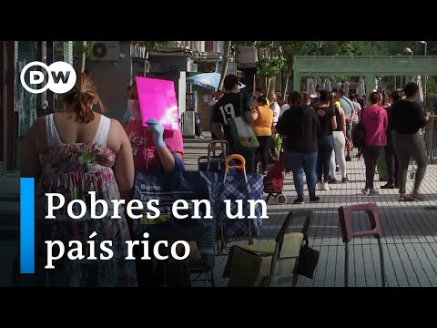 Desesperación Y Pobreza En España
