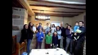 Casa Palacio Ioar en Navarra y amigos del Concurso Gastronómico 2013